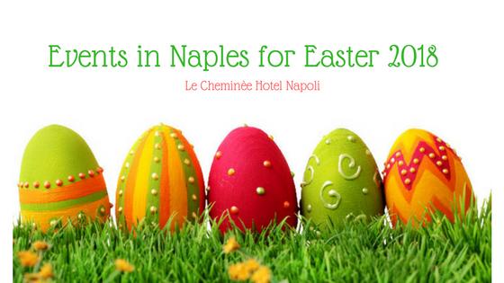 Easter 2018 Naples
