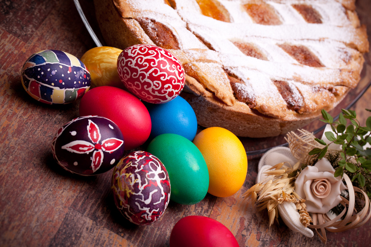 Offer Easter 2019 in Naples