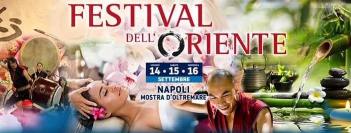 Festival dell'Oriente 2018 a Napoli