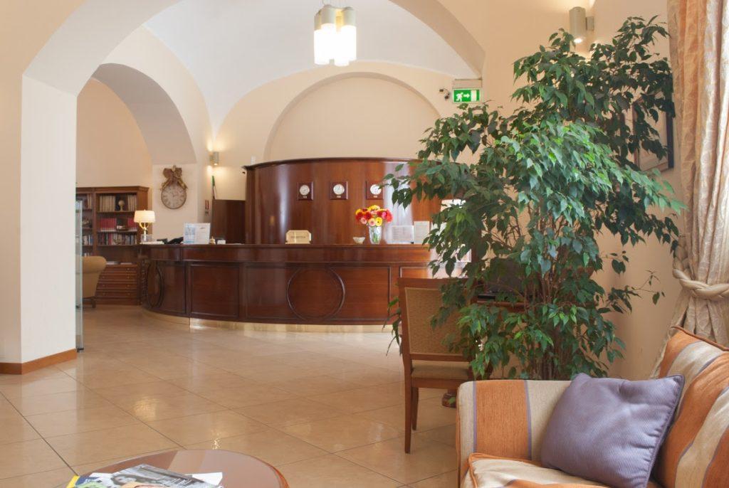 Hotel Napoli Aeroporto Capodichino