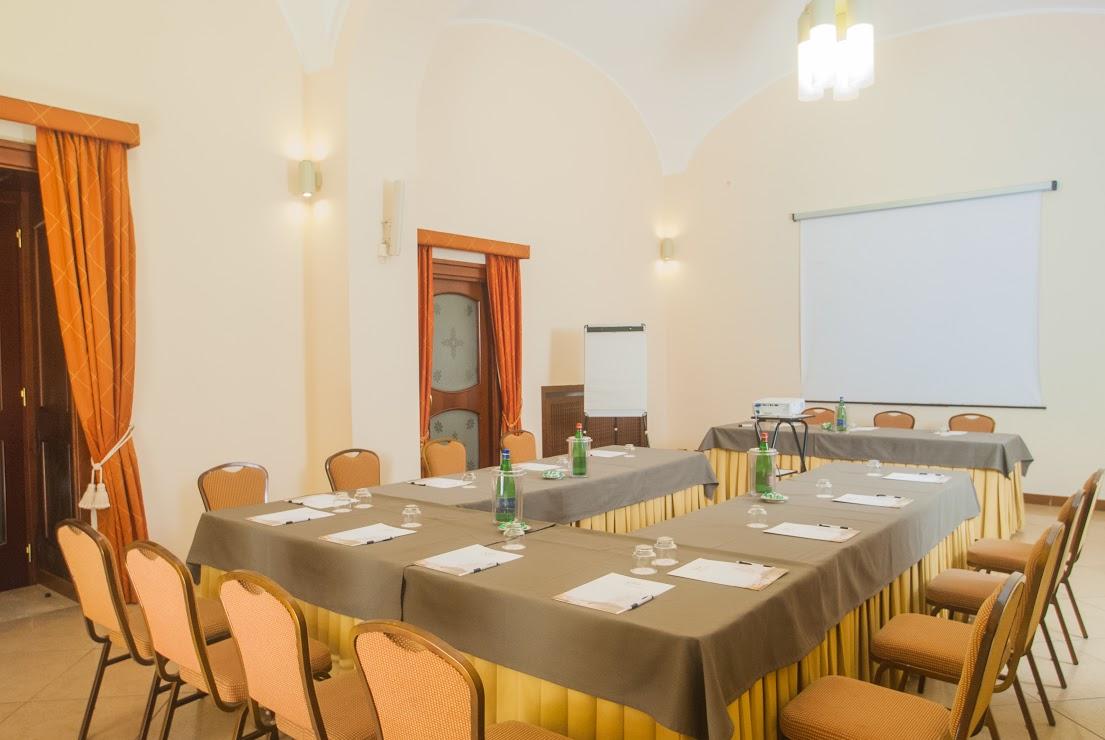 Le Chemineè Hotel Meeting Napoli