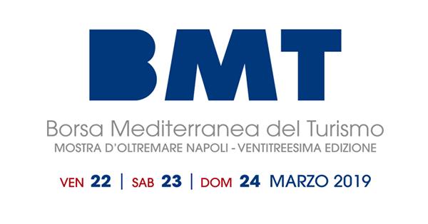 BMT -BORSA MEDITERRANEA DEL TURISMO NAPOLI 2019